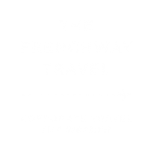 Frenchway Travel Logo White