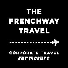 Frenchway Travel Logo White